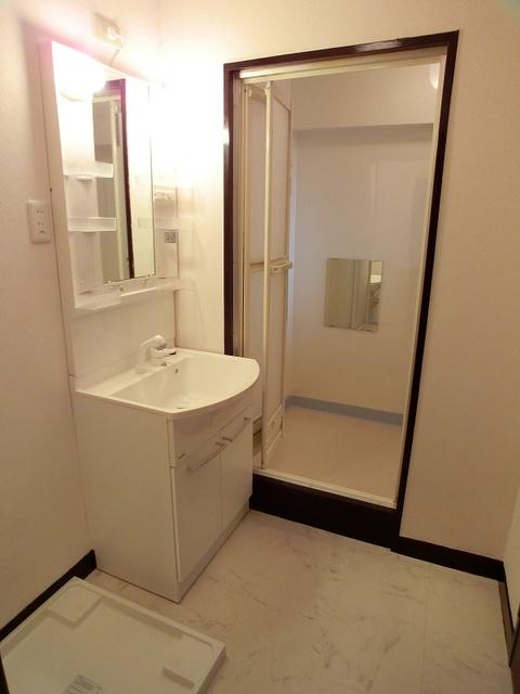 紙屋ビル / 406号室洗面所