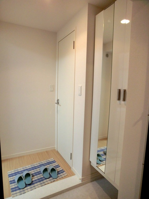 シエラハウス / 105号室玄関