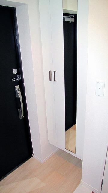 シエラハウス / 303号室玄関