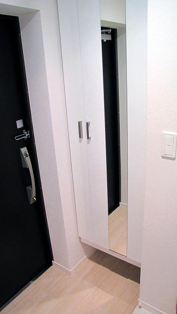 シエラハウス / 402号室玄関