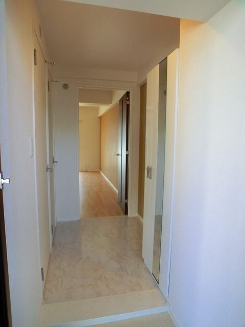 シエラハウス / 406号室玄関