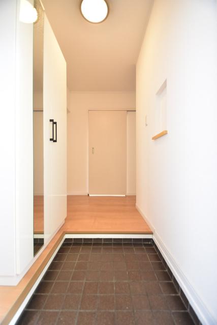 メゾーンハウス83 / 203号室玄関