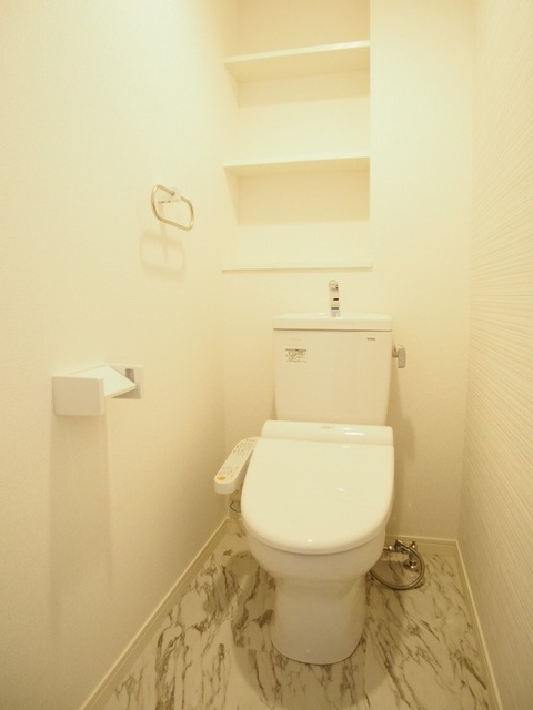 プラス カナール / 305号室トイレ