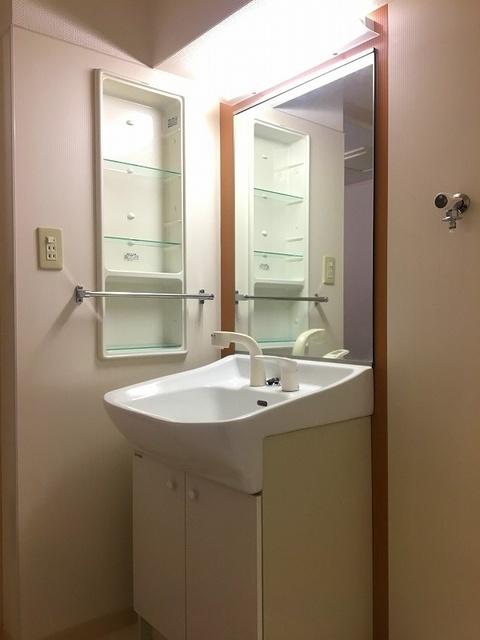 ラヴィ ヌーヴォ / 606号室洗面所