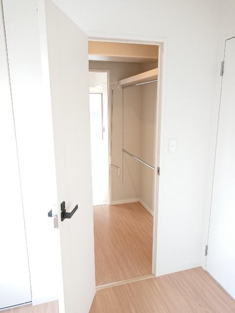 ラ・エクラン / 201号室収納