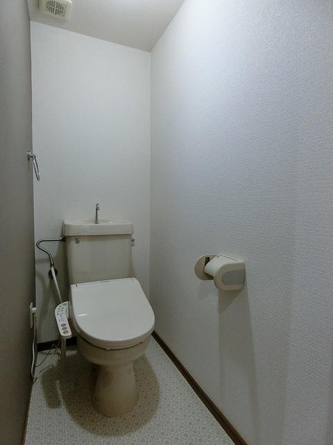 リトルマーメイド / 202号室トイレ