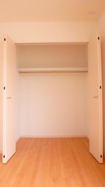 メゾングレイス / 201号室収納