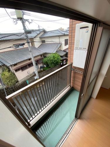 NAOレインボーコーポ井尻 / 206号室バルコニー