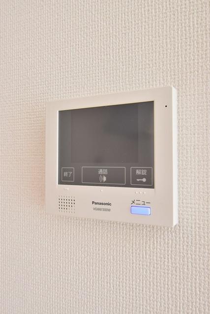 アンビエントN / 102号室セキュリティ