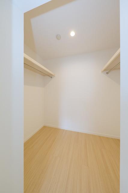 ボヌール メゾン / 406号室収納
