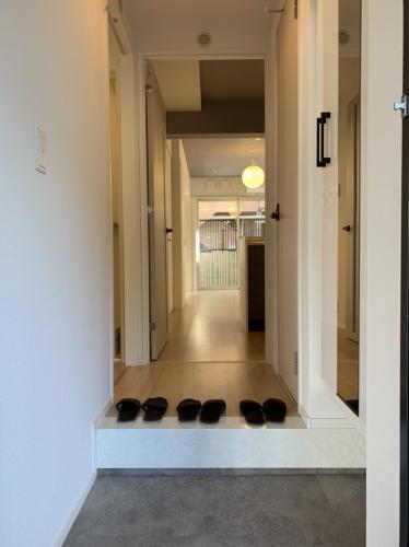 ラ・ブランシュ / 405号室洗面所