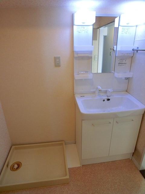 エクセレント36 / 202号室洗面所
