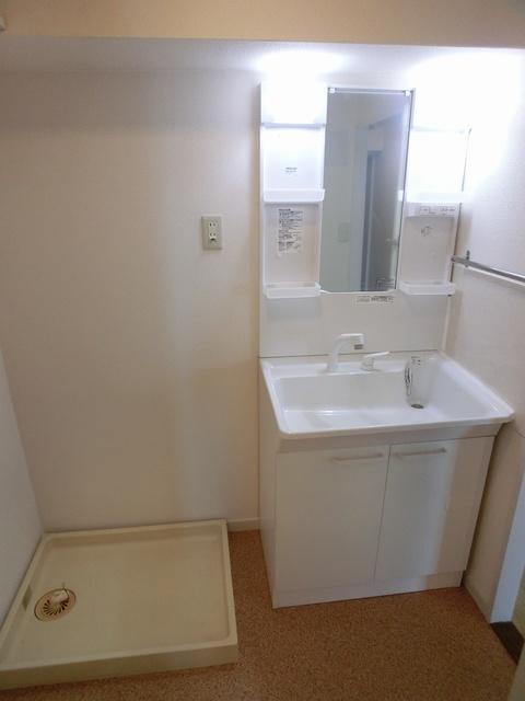 エクセレント36 / 502号室洗面所