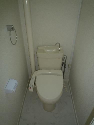 エクセレント36 / 503号室トイレ