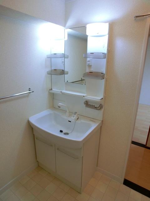 コーポウィステリア25 / 403号室洗面所