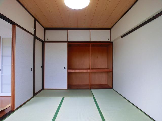 コーポウィステリア25 / 505号室収納