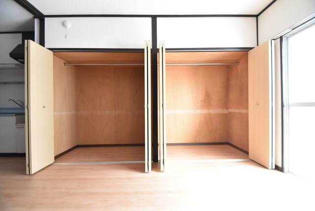 松岡コーポ / 206号室収納