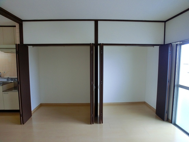 松岡コーポ / 602号室収納