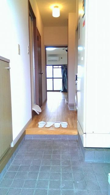 メゾンド・クレール / 603号室玄関