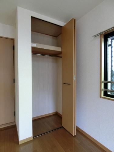コンフォール井尻 / 201号室玄関