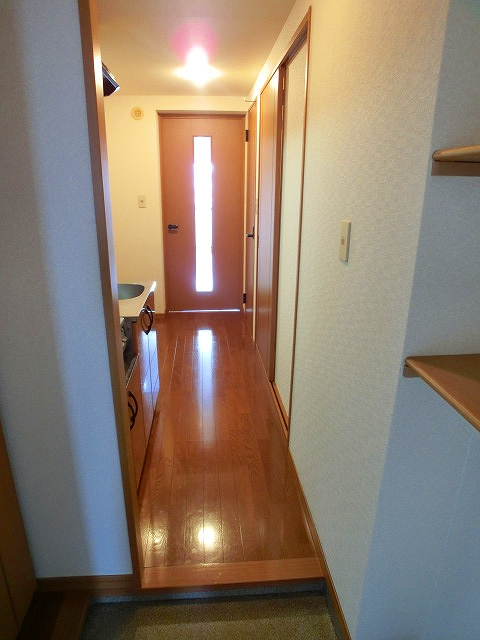 コンフォール井尻 / 402号室玄関