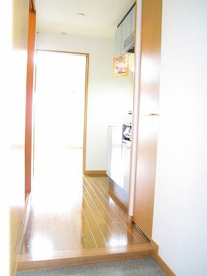 BRILLIANT36 / 401号室玄関