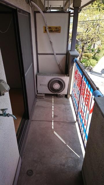 大賀レジデンス / 203号室収納