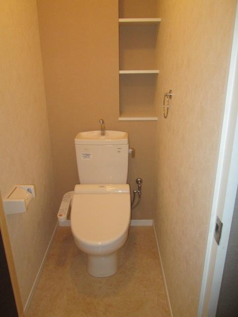 ソルモンテはかた / 405号室トイレ