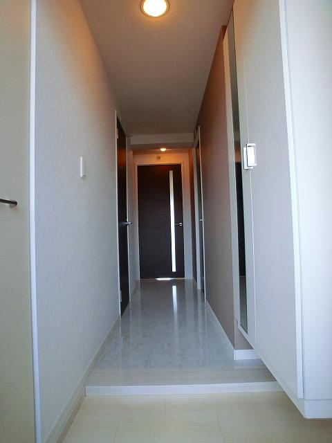 ソルモンテはかた / 902号室玄関