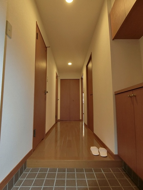 サンパティーク高宮 / 301号室玄関