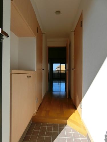 サンパティーク高宮 / 602号室玄関