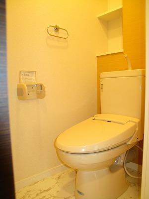アークトゥルスY / 301号室トイレ