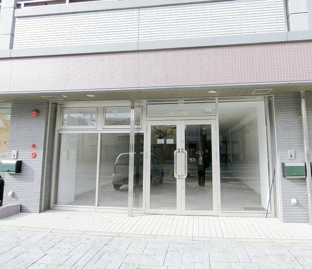 グランディア清水 / 102号室建物外観