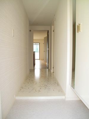 パーク ストリーム / 401号室玄関