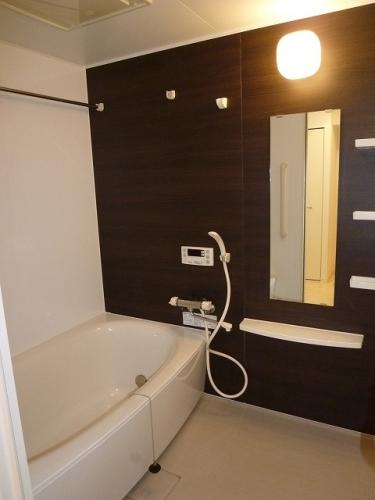 オリオン3 / 501号室トイレ