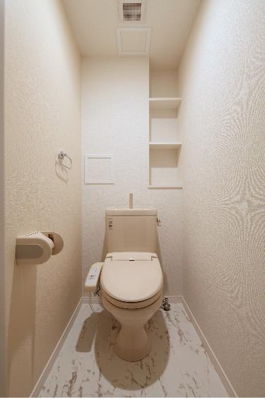 ココテラスK / 101号室トイレ
