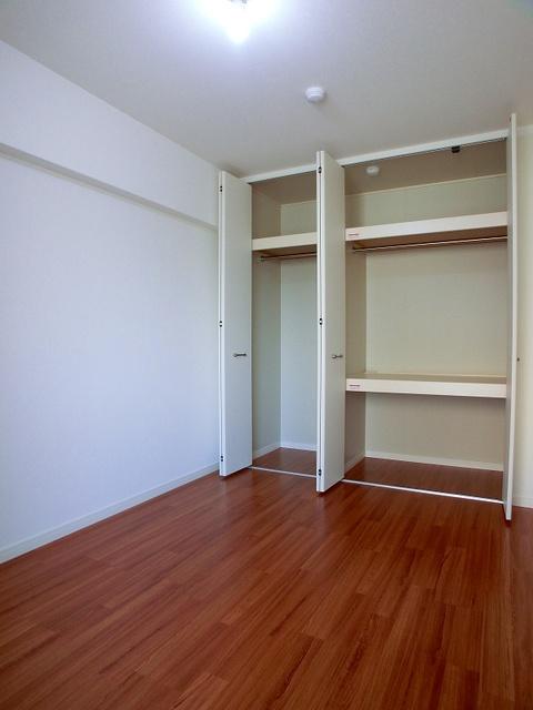 ココテラスK / 401号室収納