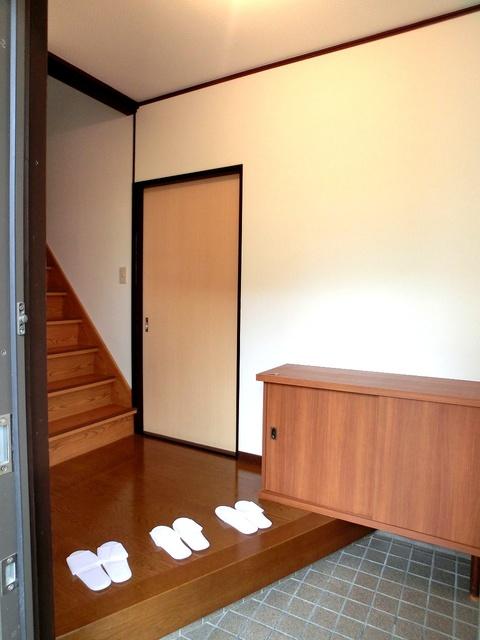 渡辺貸家 / 6号号室玄関