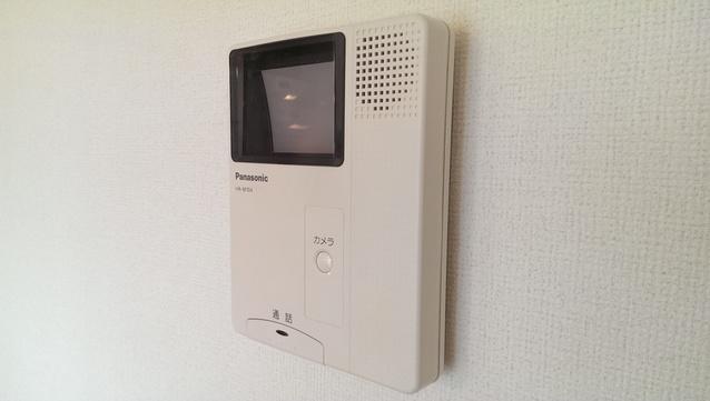メゾーンハウス83 / 202号室セキュリティ
