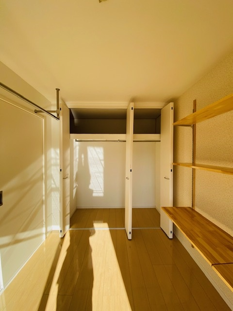 メゾーンハウス83 / 405号室収納