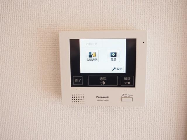 プラス カナール / 401号室セキュリティ