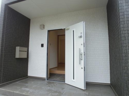 タウンハウス南福岡 / A戸建て玄関