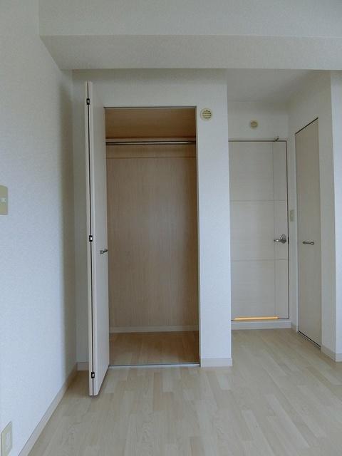 ラヴィ ヌーヴォ / 801号室収納