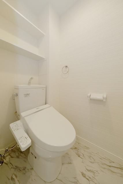 ル・シアン(ペット可) / 303号室トイレ