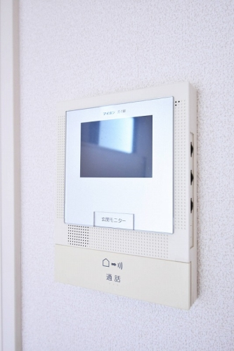 ラポート竹下 / 203号室セキュリティ