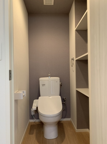 ラ・ブランシュ / 403号室トイレ