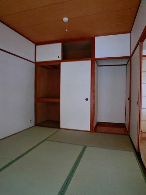 松岡コーポ / 103号室和室