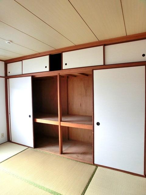 藤ビル / 403号室収納