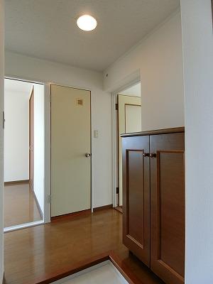 レジデンス飯田 / 107号室玄関