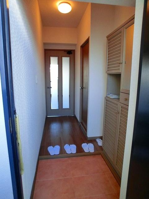 ルミエール博多 / 601号室玄関
